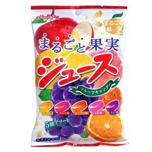 まるごと果実ジュースキャンディ(ケース) 1Kg×8 袋