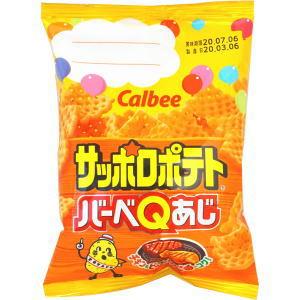 サッポロポテト バーベQ 40円×24