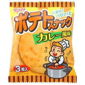 ポテトスナック カレー風味 35円×20
