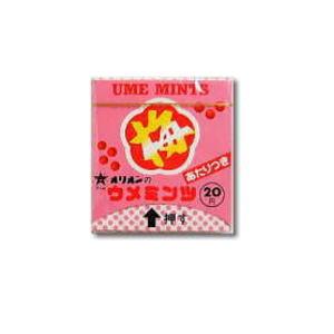 梅ミンツ 20円×40