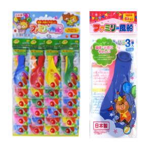 タイガー ファミリー風船 60円×24