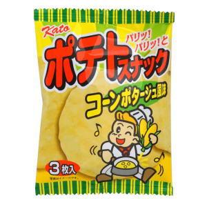 ポテトスナック コーンポタージュ風味 35円×20