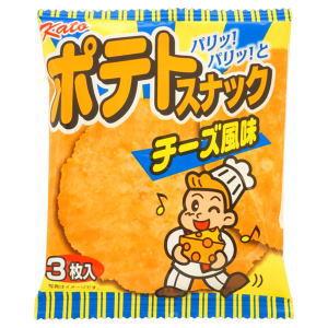 ポテトスナック チーズ風味 35円×20