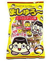 ましゅろープリン 10円×30