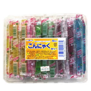 こんにゃくゼリー(坂) 10円×50