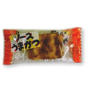 ソースうまかつ 10円×100
