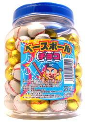 ベースボールチョコ 10円×100
