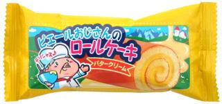 ロールケーキ【バタークリーム】 20円×24