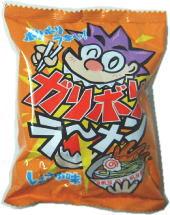 ガリボリラーメン 30円×21