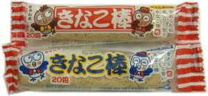 1本きなこ棒 20円×30