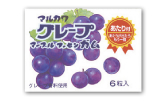 マーブルガムグレープマルカワ20円×33