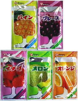 パックジュース 20円×50