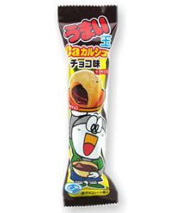 うまい玉 チョコカルシュー 30円×20