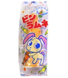 ビンラムネ 40円×20