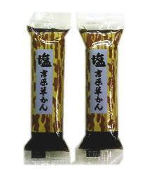 ひとくち羊羹【塩】 25円×12