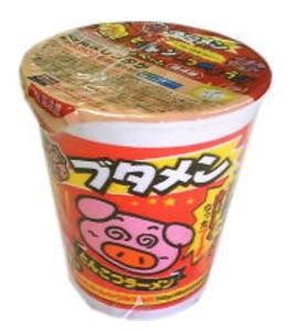 ブタメンとんこつ 80円×30