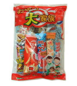 350円×15 おやつ大家族