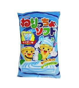 ねりっちょソフト【サイダー】 30円×24