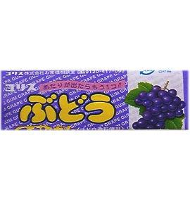 板ガムぶどう【コリス】20円×40