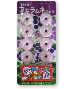 フエラムネぶどう 60円×20
