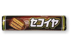 セコイヤチョコレート【ミルク】 30円×30