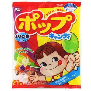 不二家ポップキャンディ (10円×20+1本)×6