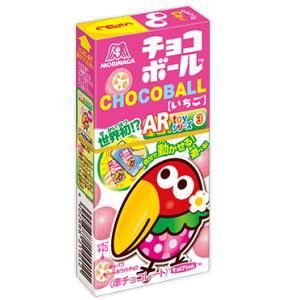 チョコボール【いちご】 80円×20