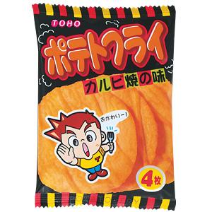 ポテトフライ(カルビ焼) 35円×20