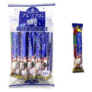 プレミアムうまい棒モッツァレラチーズ 20円×10
