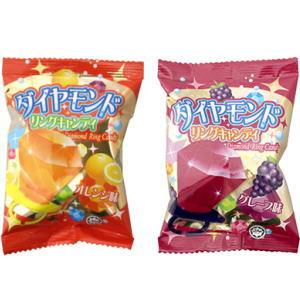 ダイヤモンドリングキャンディ 30円×24