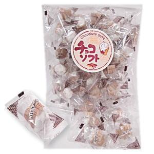 チョコソフト 10円×50