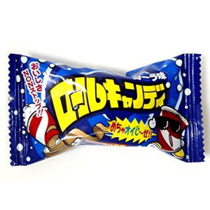 ロールキャンディ コーラ味 35円×24
