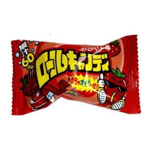 ロールキャンディ ストロベリー味 35円×24