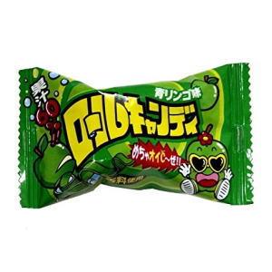 ロールキャンディ 青りんご味 35円×24