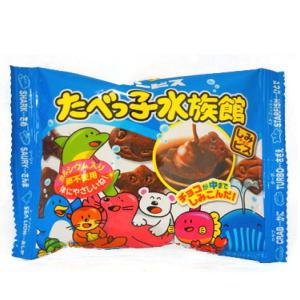 たべっ子水族館 50円×10