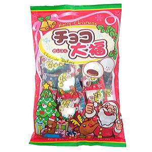 クリスマス限定 チョコ大福 10円×30