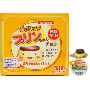 デコリッチプリンチョコ 20円×50