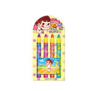 不二家 4本チョコえんぴつ 100円×12