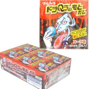 ドラQラのもとガム コーラ味 30円×18