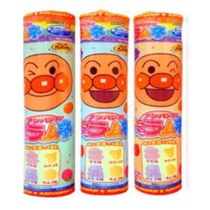 アンパンマンミニミニラムネ 100円×10