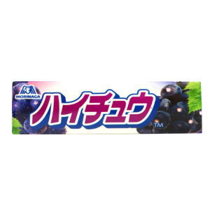 ハイチュウ/グレープ味 60円×20