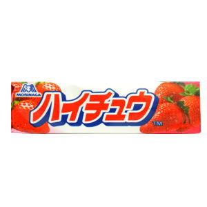 ハイチュウ/ストロベリー味 60円×20