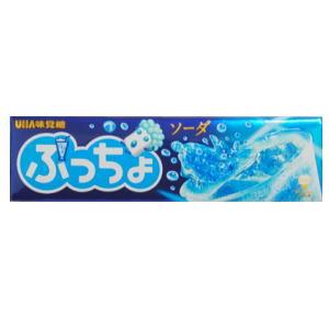 ぷっちょ ソーダ味 100円×10