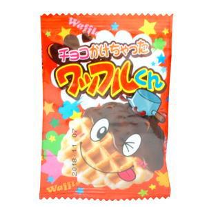 チョコかけちゃったワッフルくん 10円×30