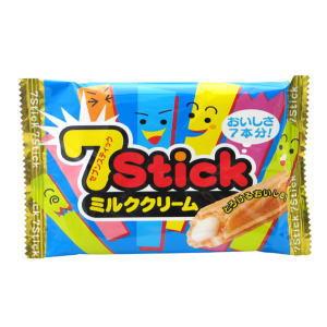 セブンスティックミルククリーム 30円×12