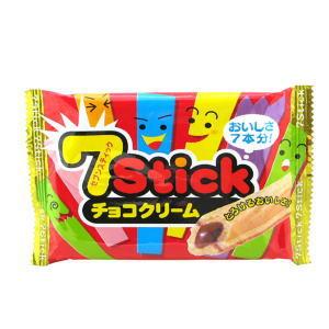 セブンスティックチョコクリーム 30円×12