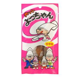 20gカットよっちゃん甘辛味 100円×10