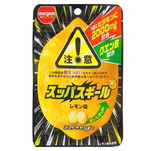 スッパスギール レモン味 100円×10