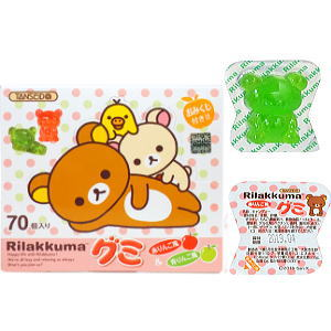 リラックマグミ 10円×70