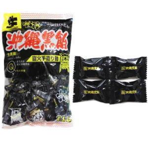 沖縄黒飴(ケース) 1Kg×6袋